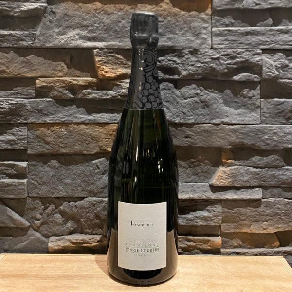 Champagne Resonance Marie-Courtin