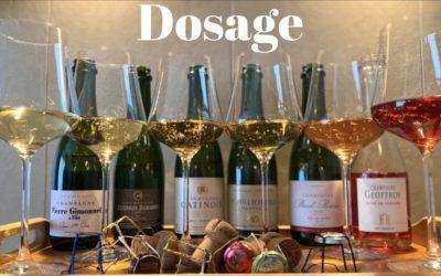 Champagne- Dosage ist viel mehr als nur Zucker Zugabe??