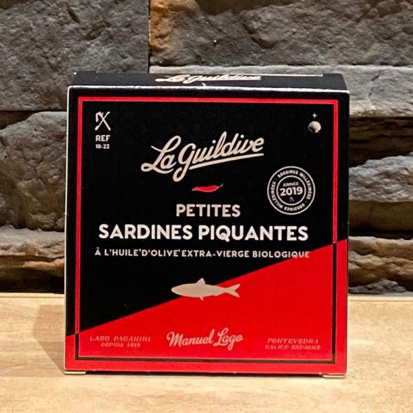 La Guildive Sardinen
