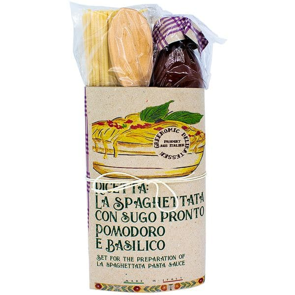Pasta Kit | La Spaghettata