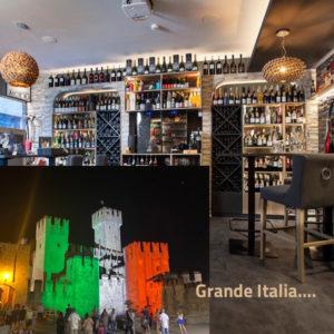 Sujet Suwine Verkostung Grande Italia