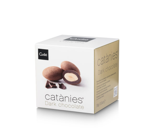 Catanies Dark Chocolate 100g