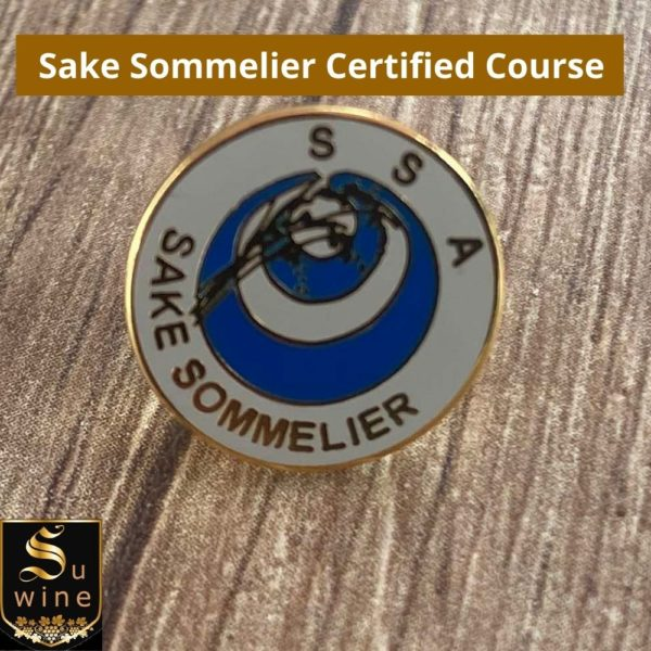 Sake Sommelier Certified Course