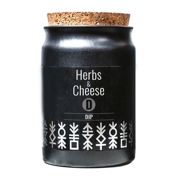 herbs cheese