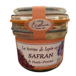 La Terrine de Safran