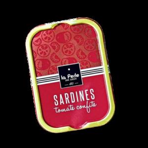 sardinen mit kandierte