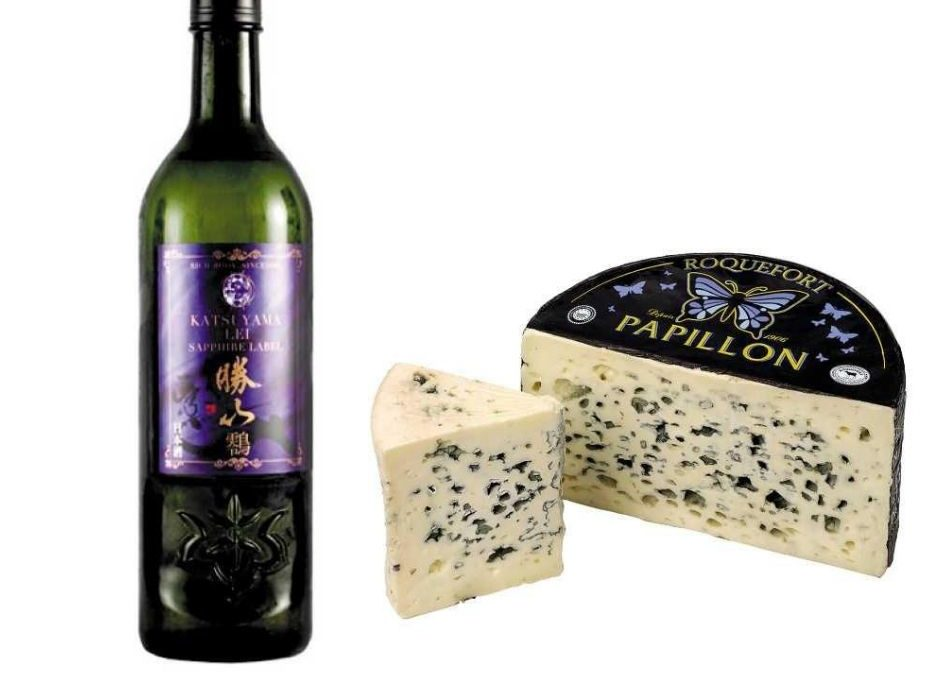 Sake und Käse – Die wahre Liebe
