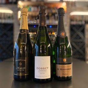 Champagne paket